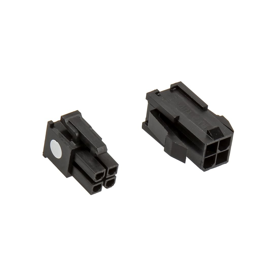 CableMod Connector Pack - 4 pin ATX - Black