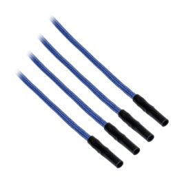 CableMod ModFlex™ Sleeved Wires - Blue 16 inch - 4 Pack