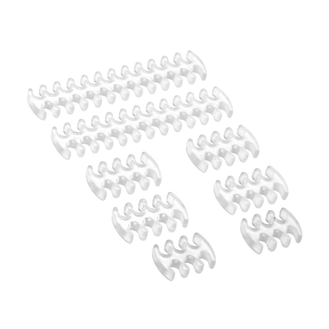 CableMod ModMesh Basic Cable Comb Kit - Transparent