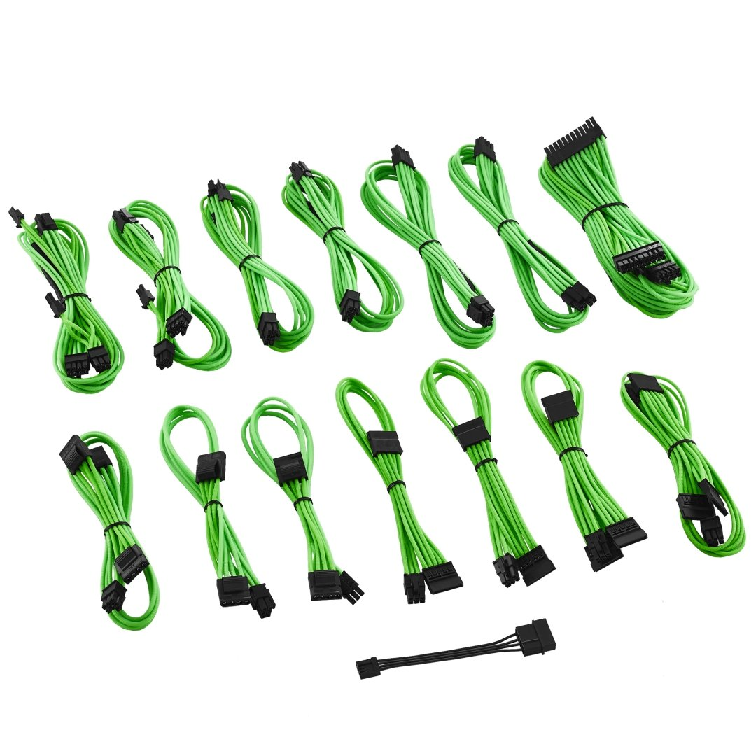 CableMod C-Series ModMesh Cable Kit for Corsair RM (Black Label) / RMi / RMx