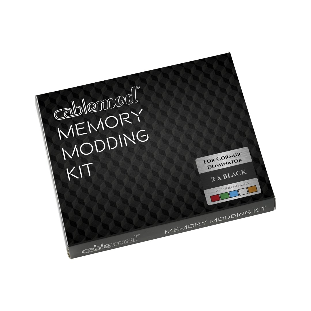 CableMod® Memory Modding Kit for Corsair® Dominator