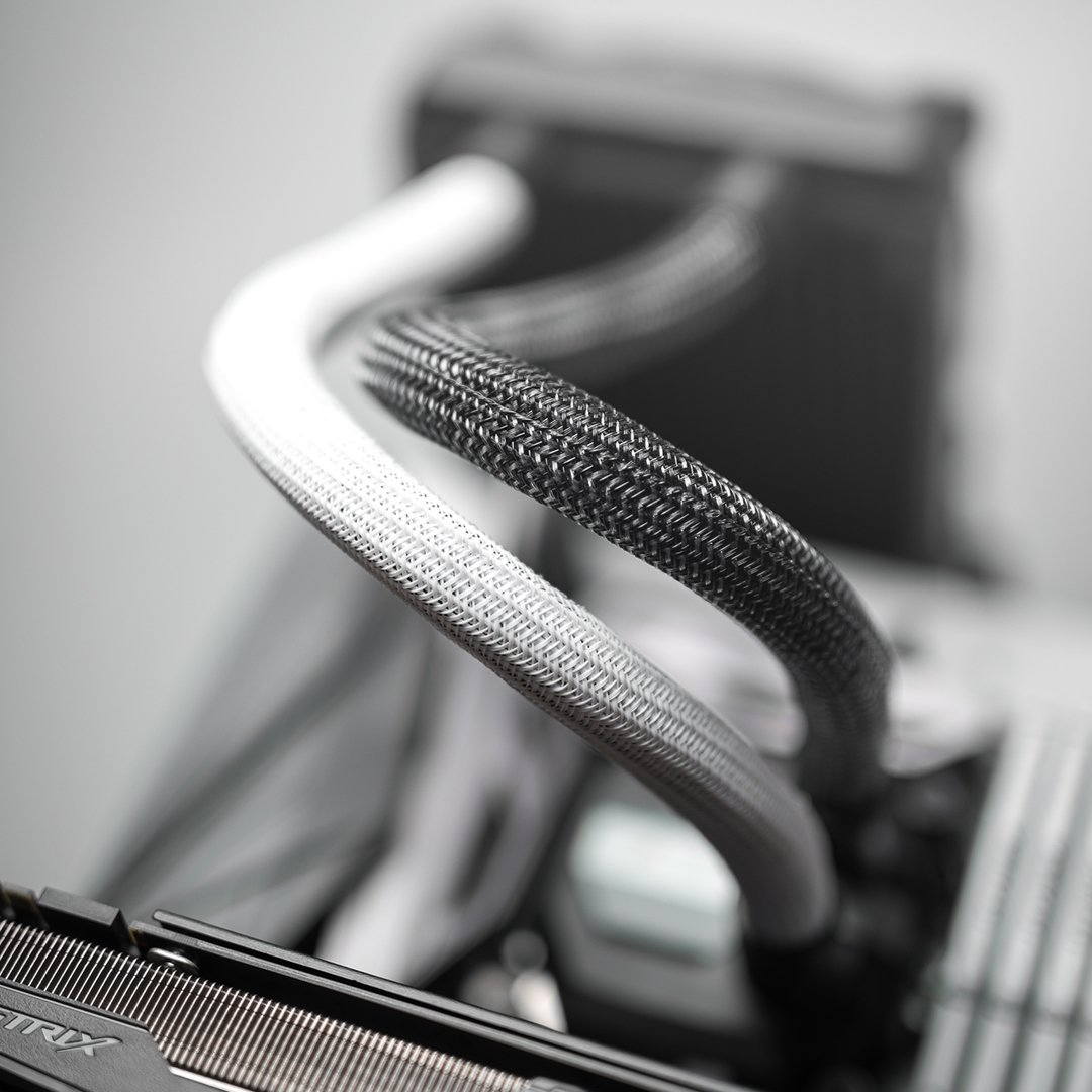 CableMod AIO Sleeving Kit Series 2 for NZXT® Kraken / Corsair® Hydro PRO /  EVGA® CLC / EVGA® GPU Hybrid