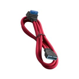 CableMod ModMesh Right Angle Internal USB 3.0 Extension 50cm