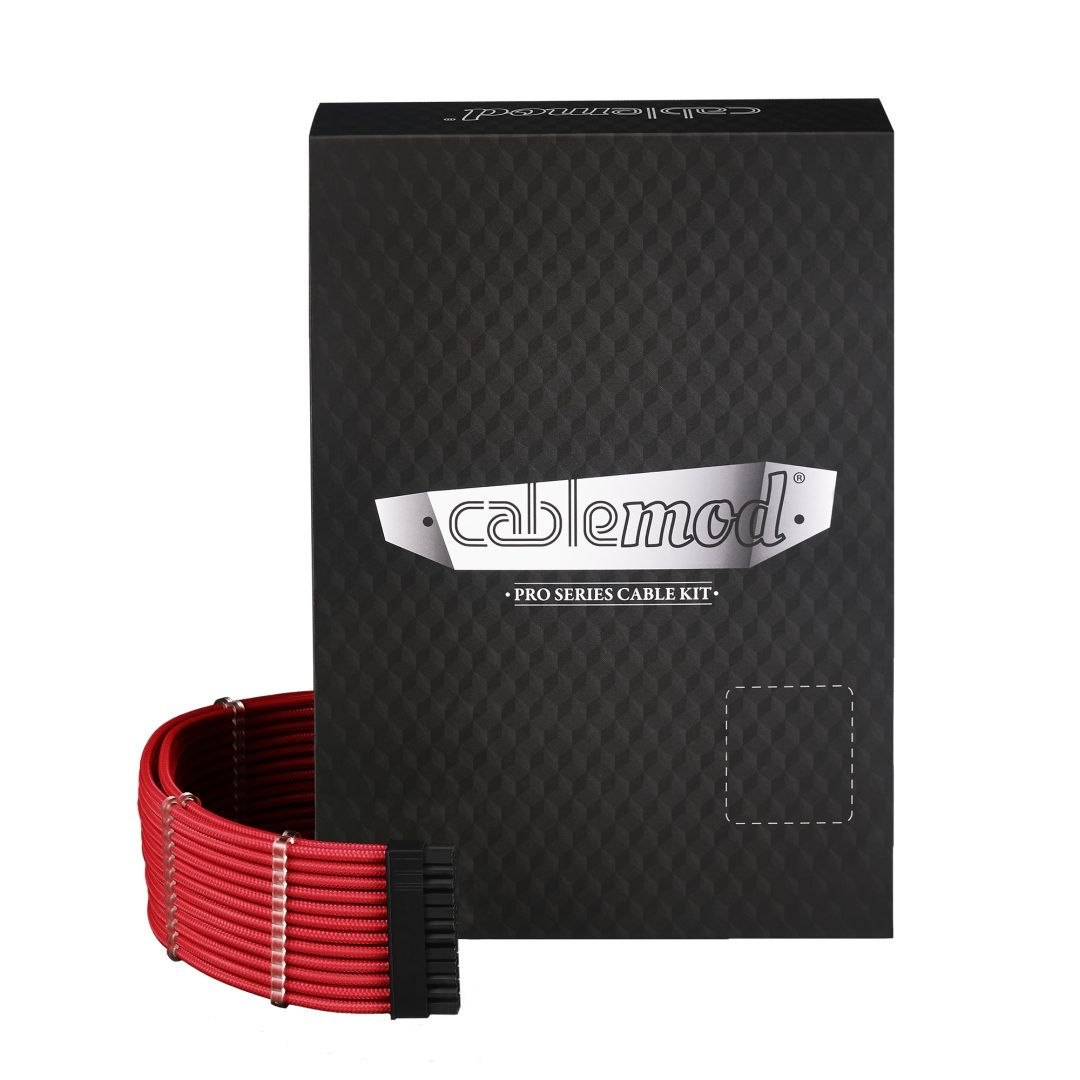 CableMod C-Series PRO ModMesh Cable Kit for Corsair RM (Yellow Label) / AXi / HXi