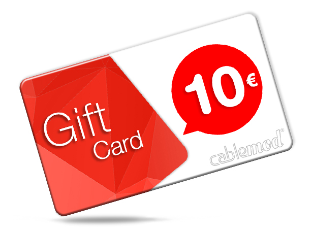 CableMod Gift Card (10€)
