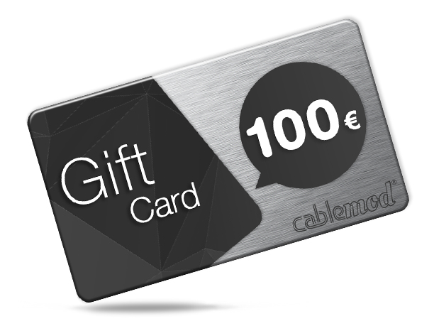 CableMod Gift Card (100€)