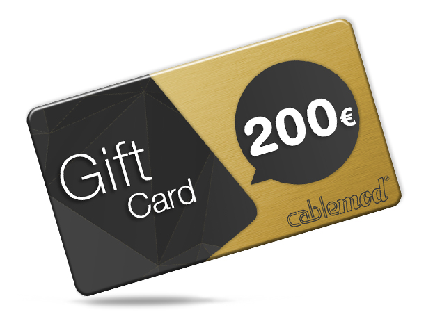 CableMod Gift Card (200€)