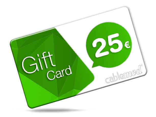 CableMod Gift Card (25€)