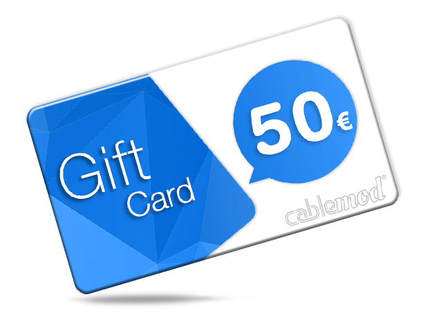 CableMod Gift Card (50€)