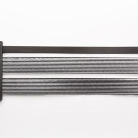 CableMod Right Angle PCI-e 4.0 Riser Cable (Black, 22cm)